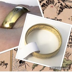 Other - Tolkien Middle Earth Ring Unisex